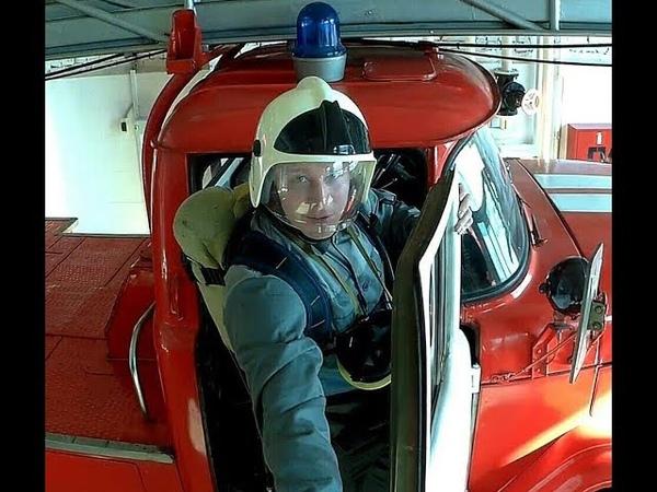 Учение и ролик на пожарные мультик