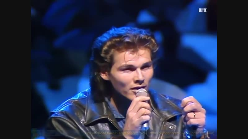 A-ha on Redd Barnas Festkonsert - Crying in the Rain [1990 - NRK]