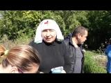 Матушка из Храма Иоанна Воина, каждую среду кормит бездомных.