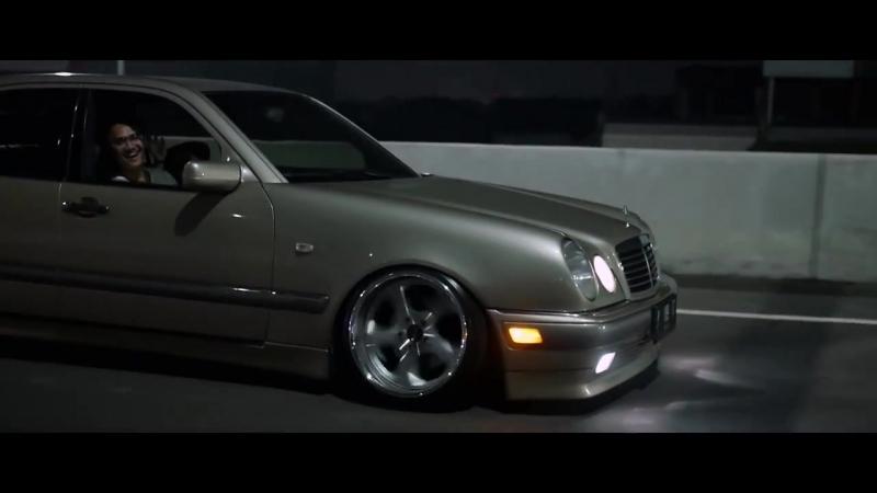 Static Mercedes Benz W210   Pejuajua vol.3   Gozzy Moeis   Perfect Stance