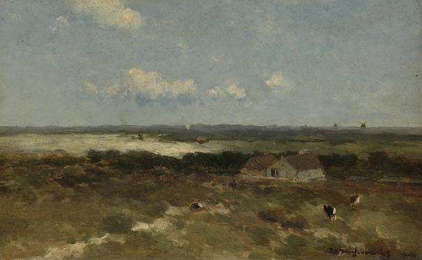Ян Вейсенбрух (нид. Jan Weissenbruch, род. 18 марта 1822 - 1880 г. Гаага)  голландский художник, один из лучших представителей Гаагской школы в области городского пейзажа.