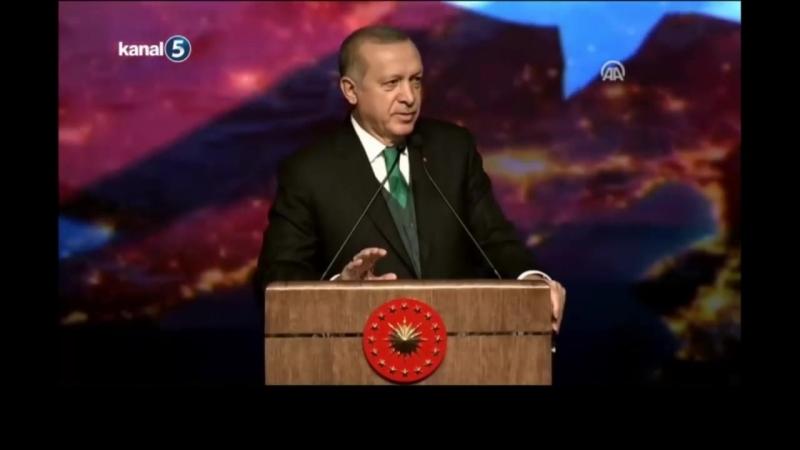 Ердоғанның жастарға насихаты