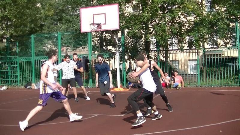 Slam Dunk LeBronto Streetball vs terrorism