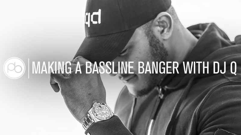 Making a Bassline Banger with DJ Q Time to Shine Track Breakdown