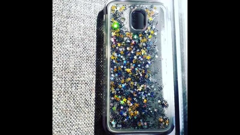 Samsung J3 (2017год)  /переливающийся/