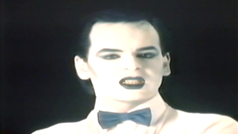 Gary Numan Sharpe - Change Your Mind