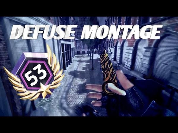 CRITICAL OPS DEFUSE MONTAGE 4K 60FPS