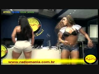Rádio mania - mulher melancia no bundalelê (parte 01)