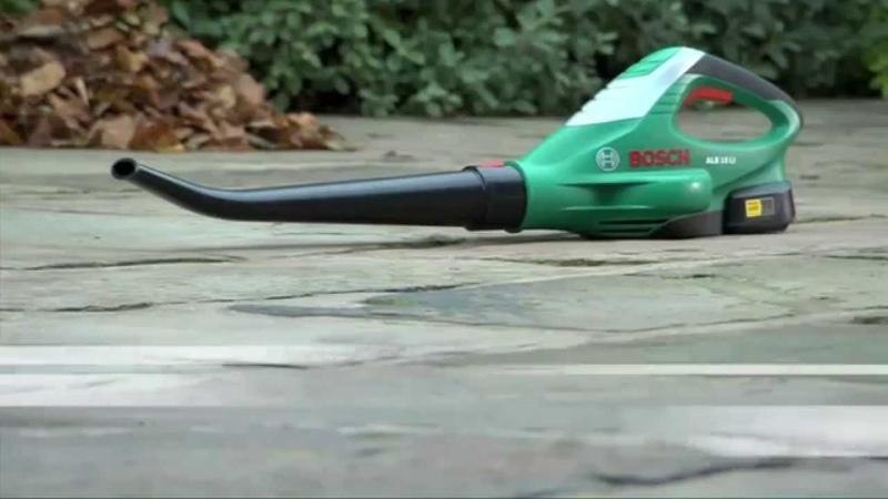 Аккумуляторная воздуходувка для уборки листвы Bosch ALB 18 LI 06008A0500