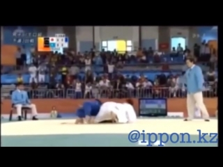 Islam Bozbaev Asian Games -81