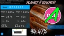 осu Mania camellia PLANET SHAPER 4K INSANE 94 47% A
