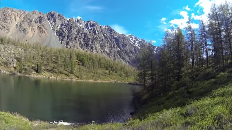 Поход на Куектанарские озера 2015г. Кош-Агачский район