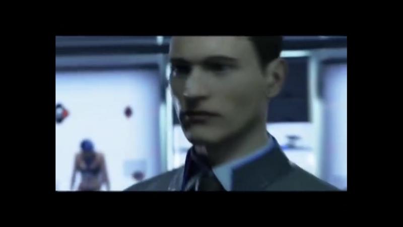 Connor poker face
