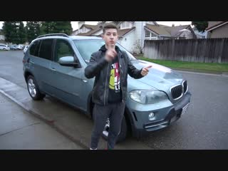 Купил BMW X5 В 15 ЛЕТ Моя Первая Машина