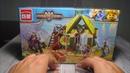 Custom LEGO Warcraft Alliance Dwarven Sniper minifigure
