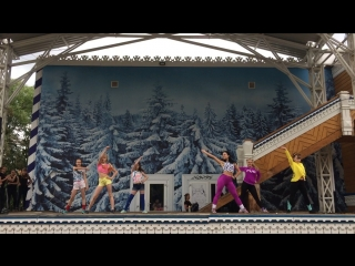 Танцевальная студия#День России