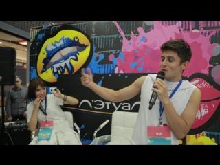 Супервстреча с артистами известного телешоу ПЕСНИ на ТНТ: Кристиной Кошелевой и Хабибом в ЛЭтуаль !