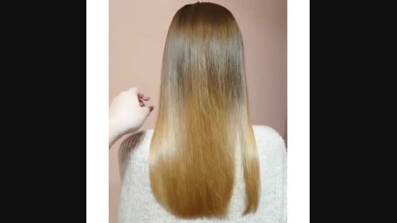 Просто кератин нового поколения😍 специально для блондов и поврежденных волос😎 Просто милая и приятная девушка👧у меня других не