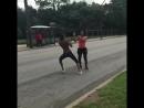 уличный бой