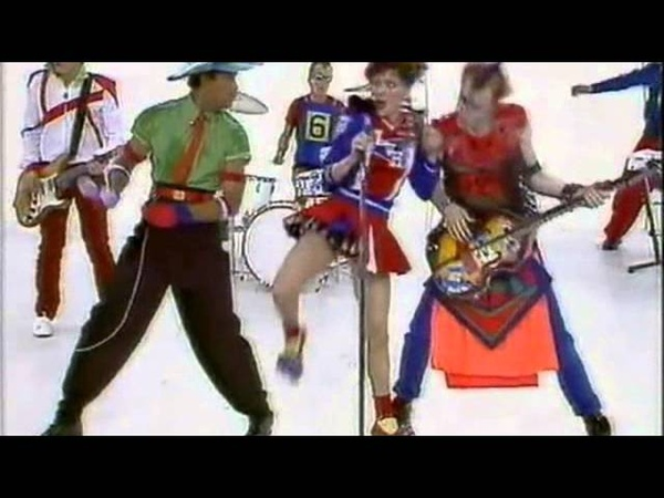 Toni Basil - Mickey (extended version)