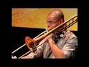 Derek Bourgeois Trombone concerto third mov José MIlton Vieira trombone