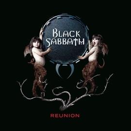 Black Sabbath альбом Reunion