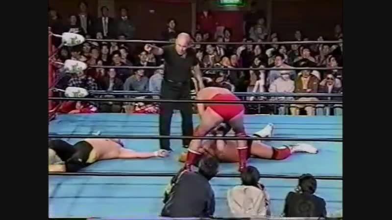 1996.11.24 - NTV All Japan Pro Wrestling Relay