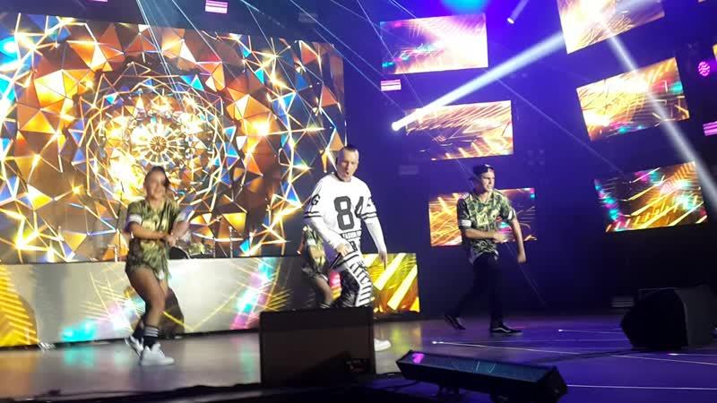 20 Августа 2019 фестиваль Среднерусская возвышенность выступление группы Кар мен Часть 2