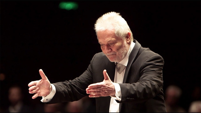 Manzini: Until the sea above us closed again ∙ hr-Sinfonieorchester ∙ Peter Eötvös