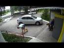 Жестокое избиение пожилых мужчин в Челябинске