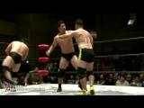 Akira Hyodo, Masaki Morihiro vs. Takuho Kato, Yuki Ishikawa (BJW)