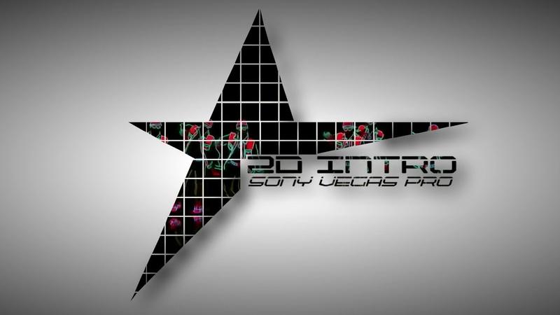 Сборник заставок для видео intro 5 файлов сделанных в Sony Vegas 13 смотреть онлайн без регистрации