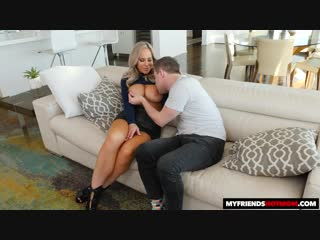 Naughtyamerica - my friend's hot mom - olivia austin, van wylde