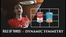 Rule of Thirds vs Dynamic Symmetry [Fun Analogy] (2018)