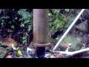DTU Hydraulic Ram Pump 160mts lift Costa Rica