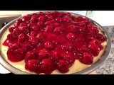 How to make Cherry Cordial Cheese Cake