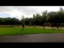 Сторонники Навального играют в футбол