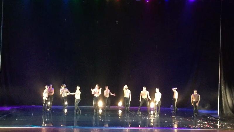 Шоу «Под Дождем» 2018
