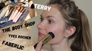 Простой макияж косметикой Faberlic By Terry The Body Shop Yves Rocher