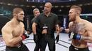 UFC Хабиб Нурмагомедов vs Конор МакГрегор UFC2PS4