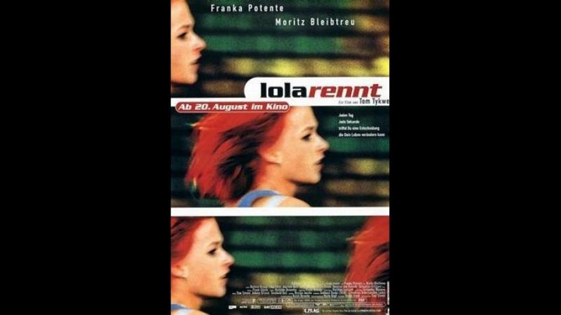 Беги Лола беги Lola rennt 1998