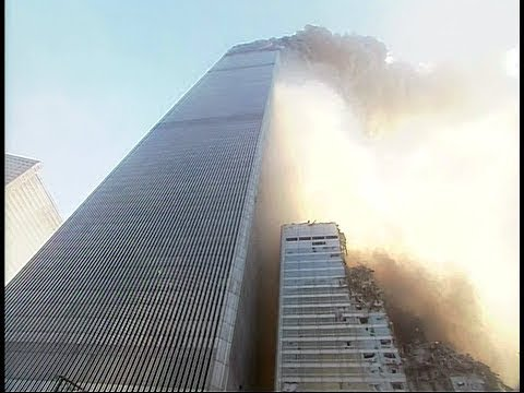 Mark LaGanga's WTC 9 11 Video Enhanced Video Audio Doubled FPS Full Video with subtitles