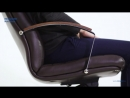 Обзор кресла для руководителя Iris Nowy Styl