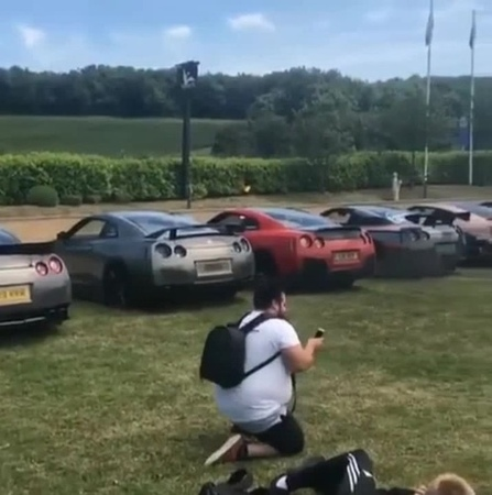 Nissan GT-R heaven