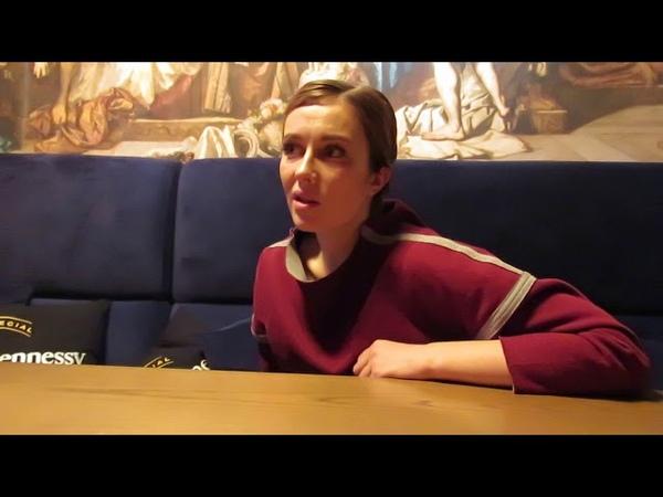 Кристина Казинская в Екатеринбурге 21.11.17