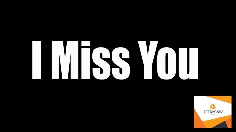 Miss you | Bina tere koi dilkash nazara | kaur B | whatsapp status video | Jutt King star | 2018