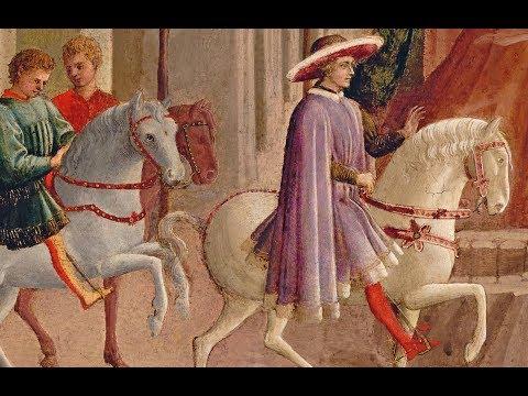 Великие живописцы Ренессанса из Академии Каррара. Часть 1. Ирина Александровна Антонова