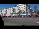 Марш памяти, посвященный 73-й годовщине Победы в ВОВ. (09.05.2018) (г.Комсомольск-на-Амуре)