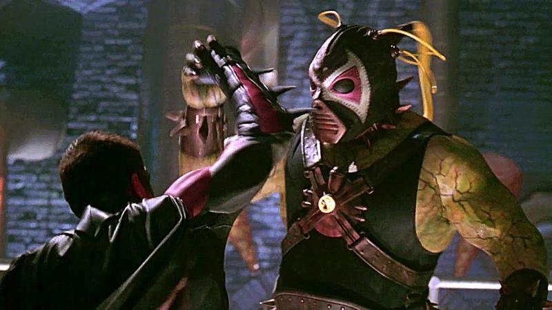 Batman Robin vs Bane | Batman Robin