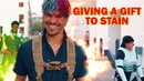 Giving a gift to STAIN (FULL VIDEO) By: King Vader